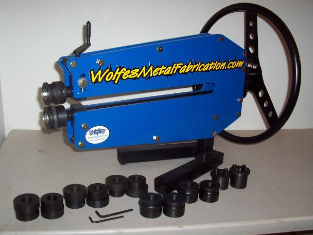 Bead Roller Stand 18 1/2 Manual Bead Roller